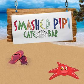 Smashed Pipi Cafe & Bar