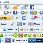 How to remove browser toolbars