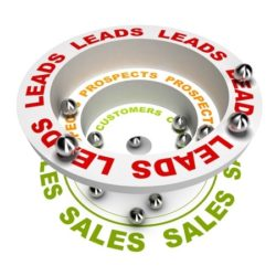 how to convert website leads to sales