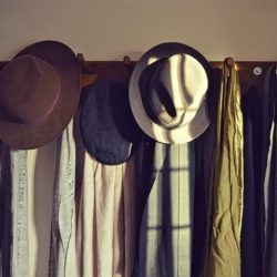 hats and coats from website visitors