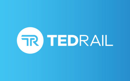 logo of ted rail