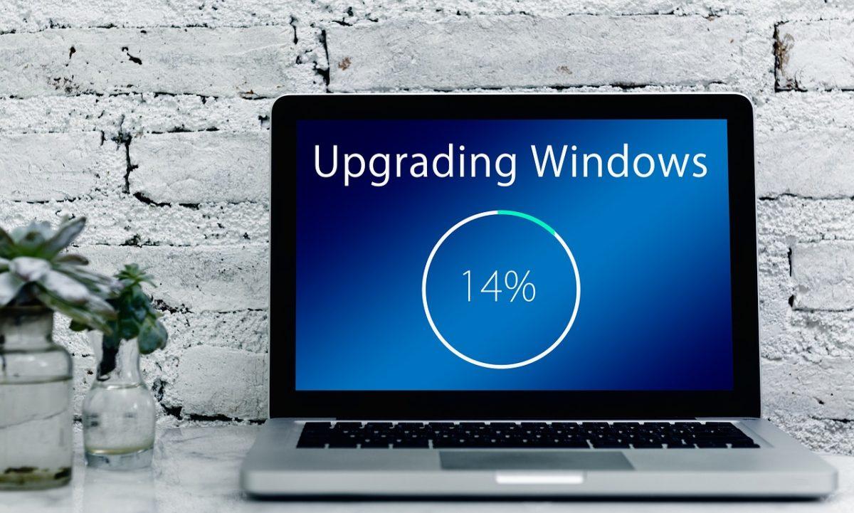 software upgrade